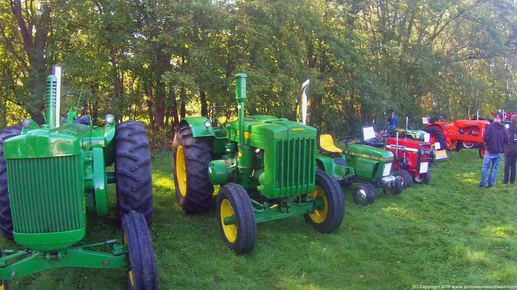 10th Annual Withrow Car Tractor Show